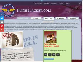Flight Jacket Com Promo Codes